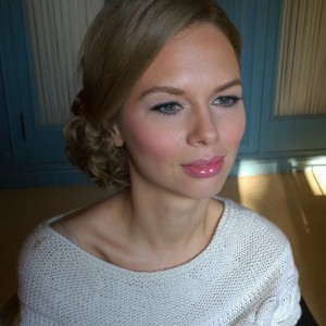 Russian weddings hair and makeup in Rome Italy