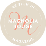 A + C Rome Italy wedding published in Magnolia Rouge Magazine