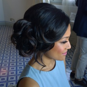 PROFESSIONAL ARTIST HAIR AND MAKEUP IN ROME ITALY