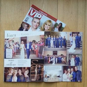 Rome irish weddings in VIP Magazine Ireland