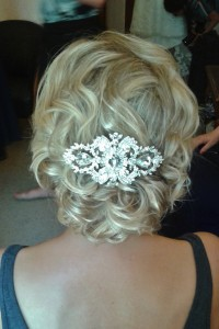 Best wedding hairstylist in Rome Italy