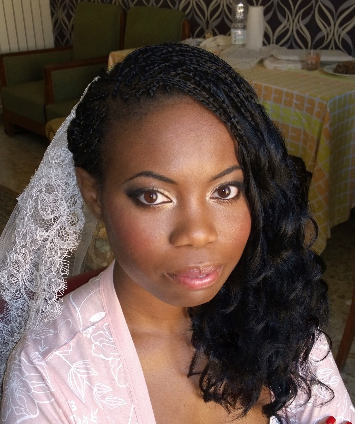 Wedding Hairstyles And Makeup: Bridal Makeup And Hairstylist In Rome, Italy And Your
