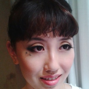 Asian mua in Rome italy