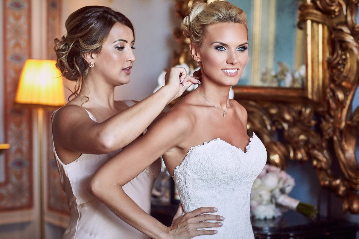 Bridal Makeup And Hairstylist In Rome Italy And Your Location