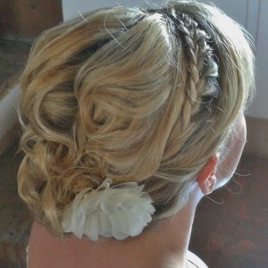 traveling wedding hairstylist in italy