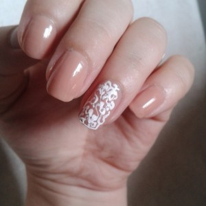 wedding nails in rome italy
