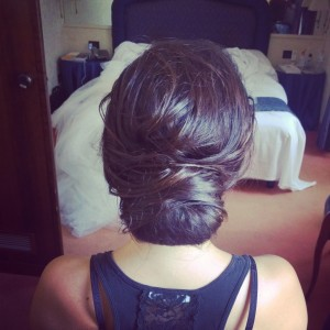 ITALY WEDDING HAIR AND MAKEUP
