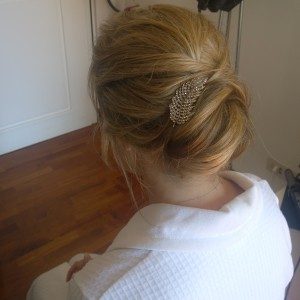 English hairdresser in Rome tuscany umbria Italy
