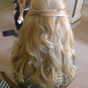 wedding hairstyles in rome and italy