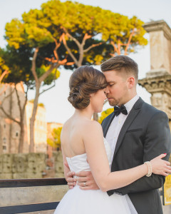 eloping hair and makeup rome and italy
