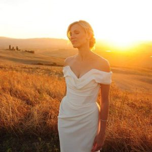 PIENZA WEDDING HAIR AND MAKEUP IN TUSCANY AND LAZIO