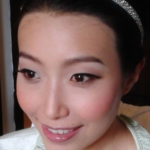 ASIAN CHINESE JAPANESE HAIR AND MAKEUP ARTIST IN ROME , UMBRIA AND TUSCANY
