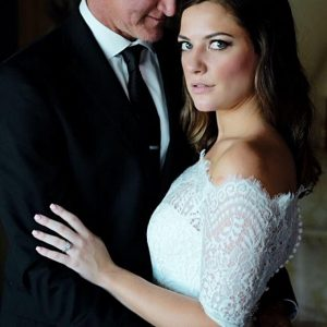 Villa Aurelia luxury wedding hair and makeup in italy