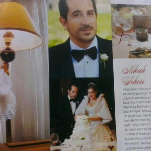 italy Rome wedding published in Martha Steward wedding magazine
