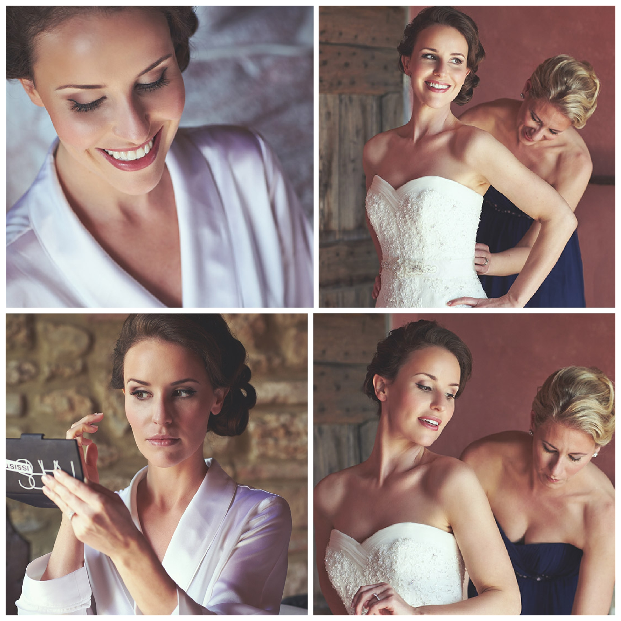 bridal makeup and hairstylist in rome, italy and your location.