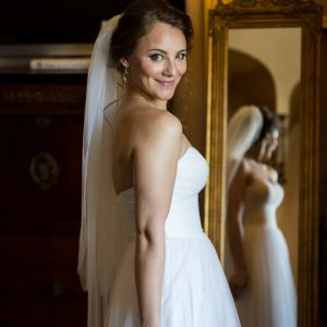 CASTELLO CASTELLUCCIA WEDDING HAIR AND MAKEUP FOR THE BRIDE IN ROME