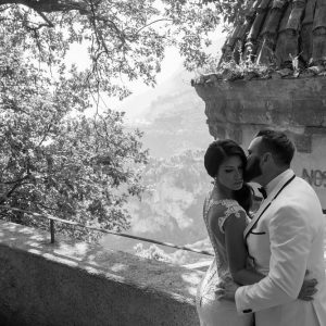 AMALFI WEDDING HAIR AND MAKEUP IN ITALY